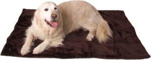 @Pet-Hondendeken-DeLuxe-Bruin-80-cm