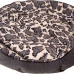 @Pet-Huisdierenbedbed-King-Zwart-57-cm-1