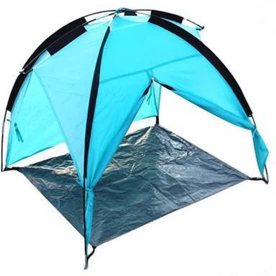 Alcott Mariner Honden Tent Blauw 92x94 cm