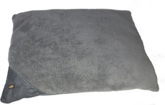 All for Paws Lambswool Classic Pillow grijs All For Paws 74x107 cm
