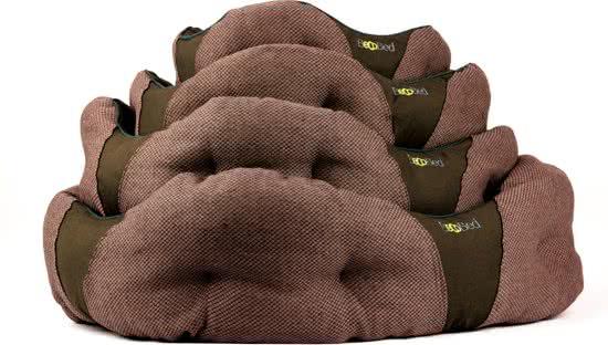 BecoPets Hondenmand Bruin 75x90 cm