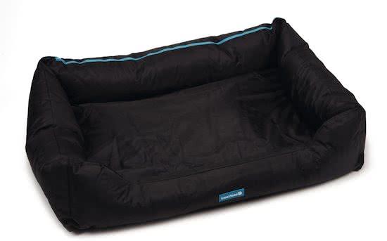 Beeztees Cordax - Hondenmand Zwart 82x117 cm