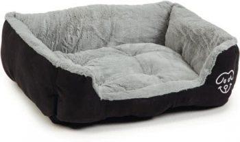 Beeztees Doomba Hondenmand Zwart 50x55 cm