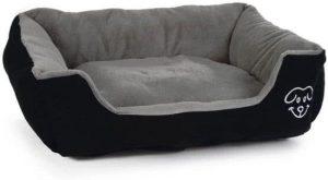 Beeztees-Doomba-Hondenmand-Zwart-60×65-cm