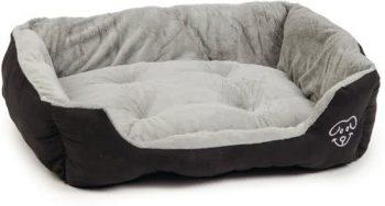 Beeztees Doomba Hondenmand Zwart 80x95 cm