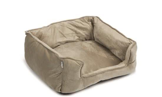 Beeztees Rova - Hondenmand Beige 64x54 cm