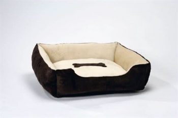 Beeztees Siesta - Hondenmand Bruin 50x55 cm