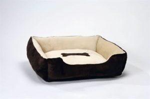 Beeztees-Siesta-Hondenmand-Bruin-70×80-cm