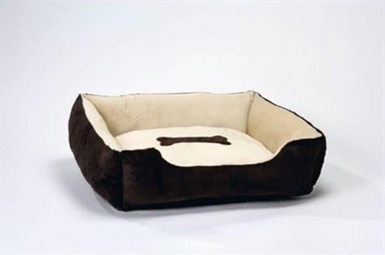 Beeztees Siesta - Hondenmand Bruin 70x80 cm