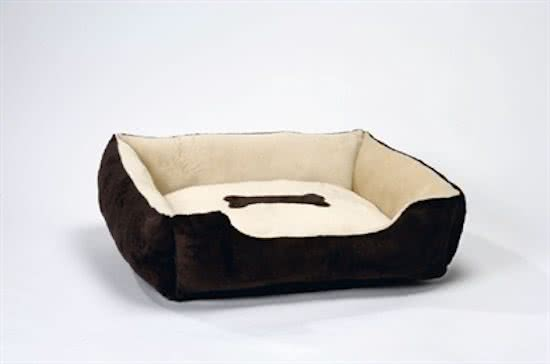 Beeztees Siesta - Hondenmand Bruin 80x95 cm