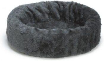 Beeztees Teddy - Hondenmand Grijs 40x40 cm