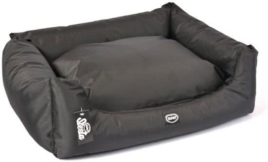 Duvo BED SIESTA CAVIAR Zwart 40x50 cm