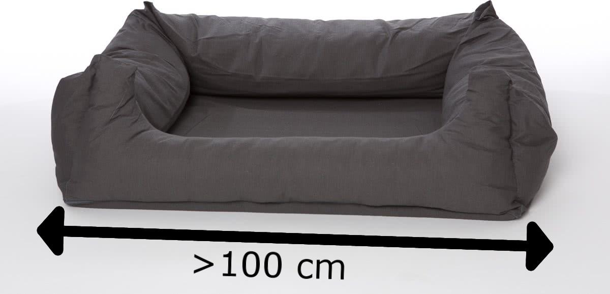 Grote hondenmanden breder dan 100 cm