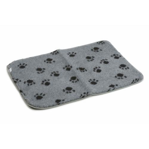 Beeztees Vetbed - Hondenbench Grijs 55x78 cm