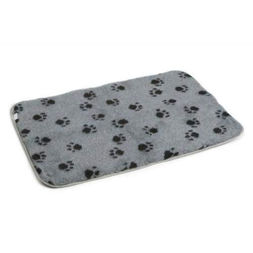 Beeztees Vetbed - Hondenbench Grijs 60x89 cm
