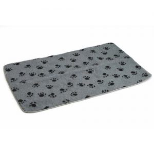 Pet Products Vetbed - Hondenbench Grijs 78x121 cm
