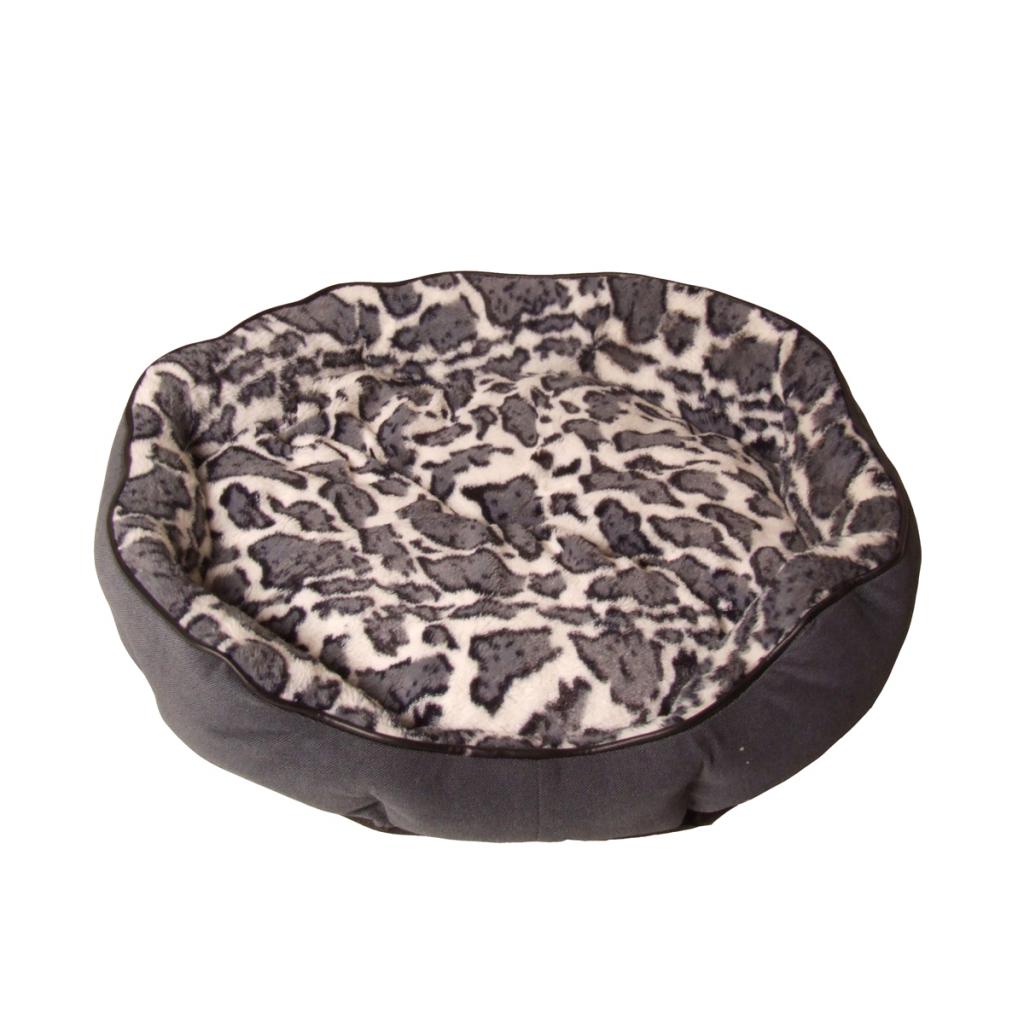 @Pet Huisdierenbedbed King Zwart x57 cm