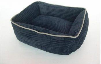 Abdogs Luxe hondenmand Blauw 76x61 cm