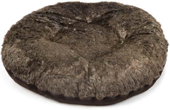 Beeztees Barina - Hondenkussen Bruin 120x120 cm