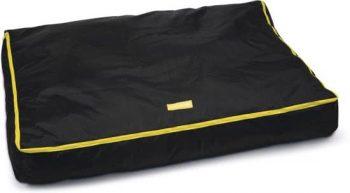 Beeztees Cordax - Hondenkussen Zwart 120x70 cm