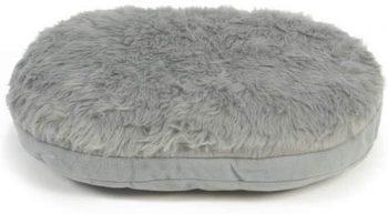 Beeztees Curiva - Hondenkussen Grijs 42x56 cm