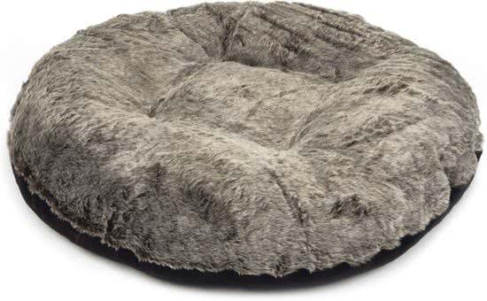 Beeztees Fondy - Hondenkussen Grijs 100x100 cm