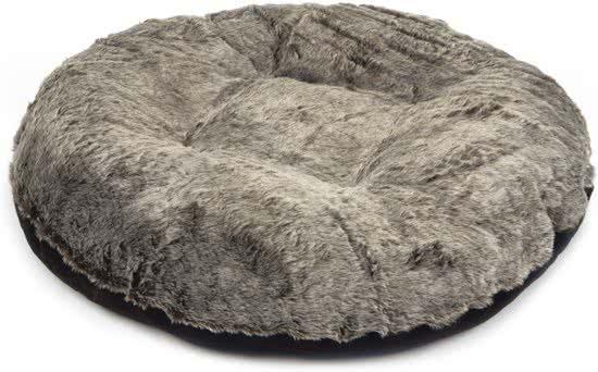 Beeztees Fondy - Hondenkussen Grijs 120x120 cm