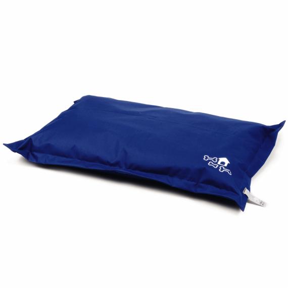 Beeztees Honden loungekussen Chill Pill blauw 110x75 cm 706530
