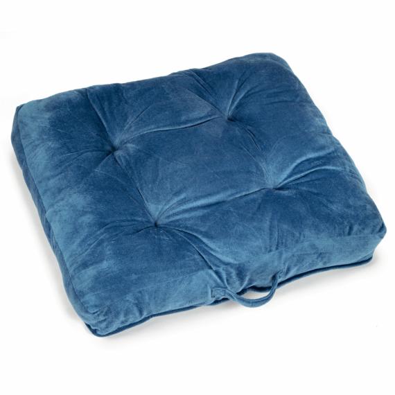 Beeztees Hondenkussen Dorim blauw 71x71x10 cm 706900