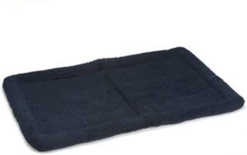 Beeztees Hondenkussen - Schapenvacht Blauw 67x109 cm