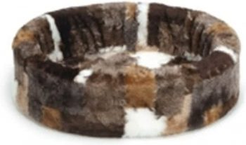 Beeztees Hondenmand - Patch Bruin 47x50 cm
