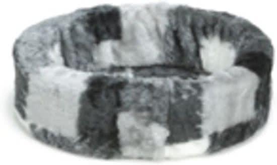 Beeztees Hondenmand - Patch Grijs 40x40 cm