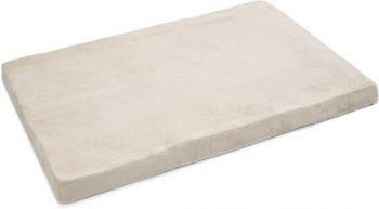 Beeztees Memory Foam - Hondenkussen Beige 120x80 cm