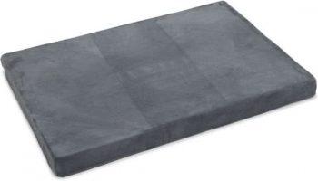 Beeztees Memory Foam - Hondenkussen Grijs 100120x70 cm