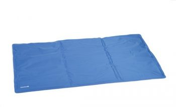 Beeztees Quick Cooler Koelmat Izi Blauw 90x50 cm