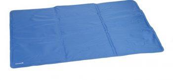 Beeztees Quick Cooler Koelmat Izi Blauw 95x75 cm