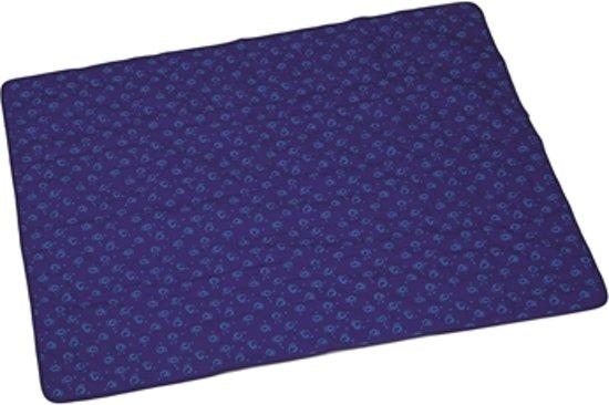 Beeztees Quick Cooler Mat Blauw 100x72 cm