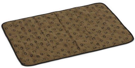 Beeztees Quick Cooler Mat Bruin 36x51 cm
