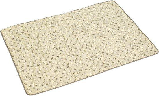 Beeztees Quick Cooler Mat - Hond Crã¨Me 75x100 cm