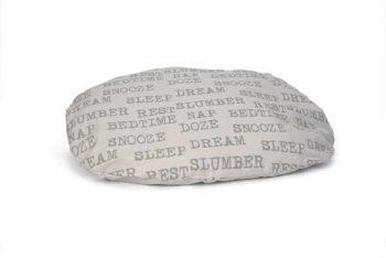 Beeztees Sleepy Time - Hondenkussen Bruin 50x71 cm