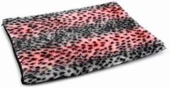 Beeztees Teddy - Hondenkussen Roze 40x57 cm
