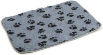 Beeztees Vetbed - Hond - Antislip Grijs 50x75 cm