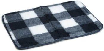 Beeztees Vetbed - Hondenbench Blauw 55x78 cm