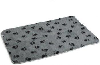 Beeztees Vetbed - Hondenbench Grijs 69x109 cm