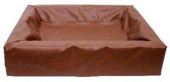 Bia Bed Bruin Bruin 45x45 cm