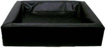 Bia Bed Hondenmand Zwart 80x100 cm