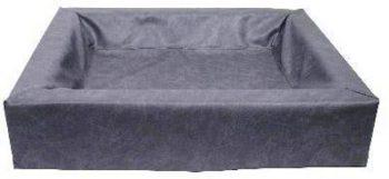 Bia Bed voor dieren Grijs 45x45 cm
