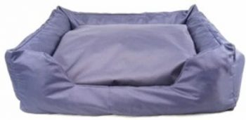 Boefje Hondenmand Relax Blauw 90x65 cm