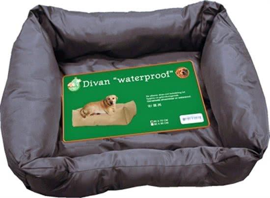Boon Divan waterproof Zwart 60x70 cm
