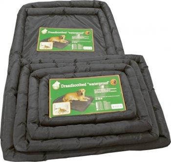 Boon Ligmat bench waterproof Black 35x55 cm